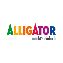 Logo von Alligator